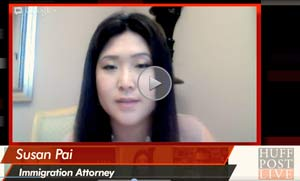 Susan Pai interviewed by Huffington Post