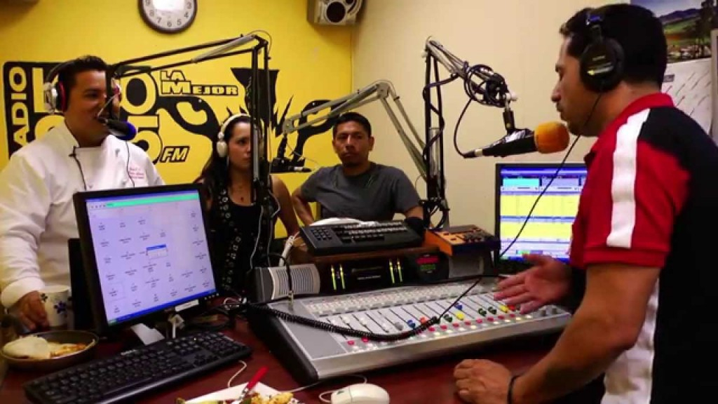 Chef Pedro Alaniz on WPSP 1190AM, Florida, about immigration reform