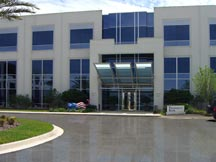 Susan Pai's Deerwood Park office in Jacksonville, Florida